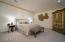 Bedroom 3 w/En Suite, Walk-in Closet. With Access to Courtyard