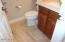 Beautifully Updated Bathroom Flooring