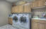 Laundry Room with cabinetry