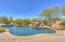 Come enjoy the serenity of this amazing backyard