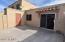 Back Patio - 948 S. Alma School Rd 124, Mesa AZ 85210