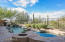 Spa, Firepit, PebbleTec Pool, Flagstone Patio - Come relax and soak in the views!