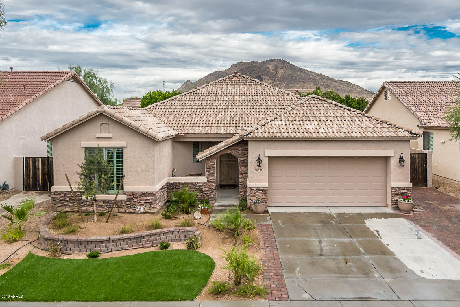 Photo of 5920 W LEIBER Place, Glendale, AZ 85310