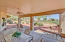 Full extended covered patio