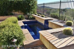 HEATED POOL TO ENJOY WITH BEAUTIFUL VIEWS & PRIVACY.