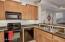 Open Kitchen, Beautiful Countertop