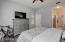 High Ceilings Master Bedroom