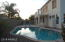 Sparkling heated play pool