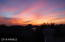 Awesome sunset views from private balcony off master bedroom