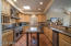 Magnificent chef's kitchen with commercial grade appliances