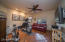Fantastic opportunity for another bedroom, workout center, office, you choose.