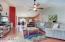 Living Room-Vaulted Ceilings