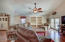 Living Room/French Doors