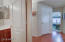 Hallway split Rooms