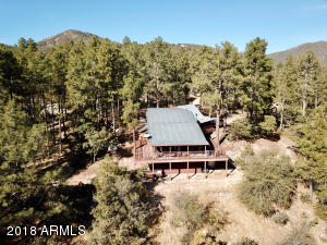 6565 E 90 AND 9 Road, Crown King, AZ 86343