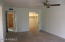 Master with large walk-in closet
