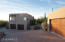 Total 5 Car Garage with Guest Casita/office/man cave above detached garage.