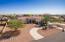 Frontyard, curved driveway