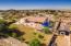 Backyard aerial view 2