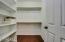 Large Basement bedroom closet