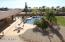 OVERHEAD VIEW OF POOL