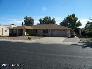 12619 W EVENINGSIDE Drive, Sun City West, AZ 85375