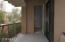 Privacy from neighbors with the mature trees.