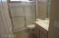 Master Bath. Tile Floors