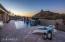 Serene Pool Scene at Dusk