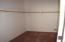 Walk in Closet Master Suite