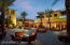 Stunning courtyard entry at the Omni Montelucia Resort!