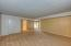 Expansive Master Suite with sitting area & enormous walk-in closet.