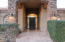 Regal Travertine Entry