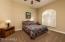 Second Large Bedroom. Plantation Shutters