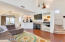 Functional Floor Plan with Open Family/Great Room