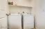 Laundry Room WASHER / DRYER INCLUDED