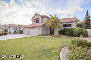 Immaculate Front Yard with Spacious Driveway