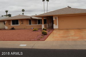 14233 N SARABANDE Way, Sun City, AZ 85351