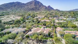 Over an acre of pure luxury in prime Paradise Valley location!