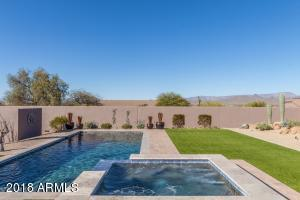 Beautiful Semi-custom home, with Acreage, BREATHTAKING MOUNTAIN VIEWS of North Phoenix and beyond!