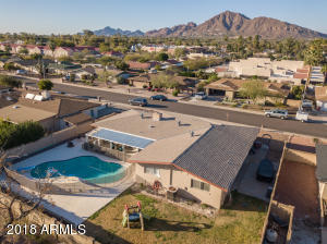 Nestled betweenCamelback Mt & Papago Park