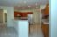 Very intuitively laid out kitchen.