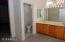 Dual Sinks in vanity area.