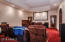 Private home theater for watching your favorite movies with friends and family