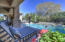 Heated Pebble-tec pool, large enough to swim laps in with a unique flowing waterfall!