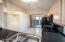 Clean, bright kitchen with ample counter space.