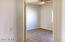 Newly painted cool color with new wood floorings; mirrored double closet doors; all new hardware on door and closet