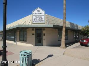 501 N MARSHALL Street, Casa Grande, AZ 85122
