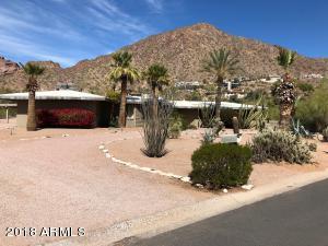 5316 E PALOMINO Road, Phoenix, AZ 85018