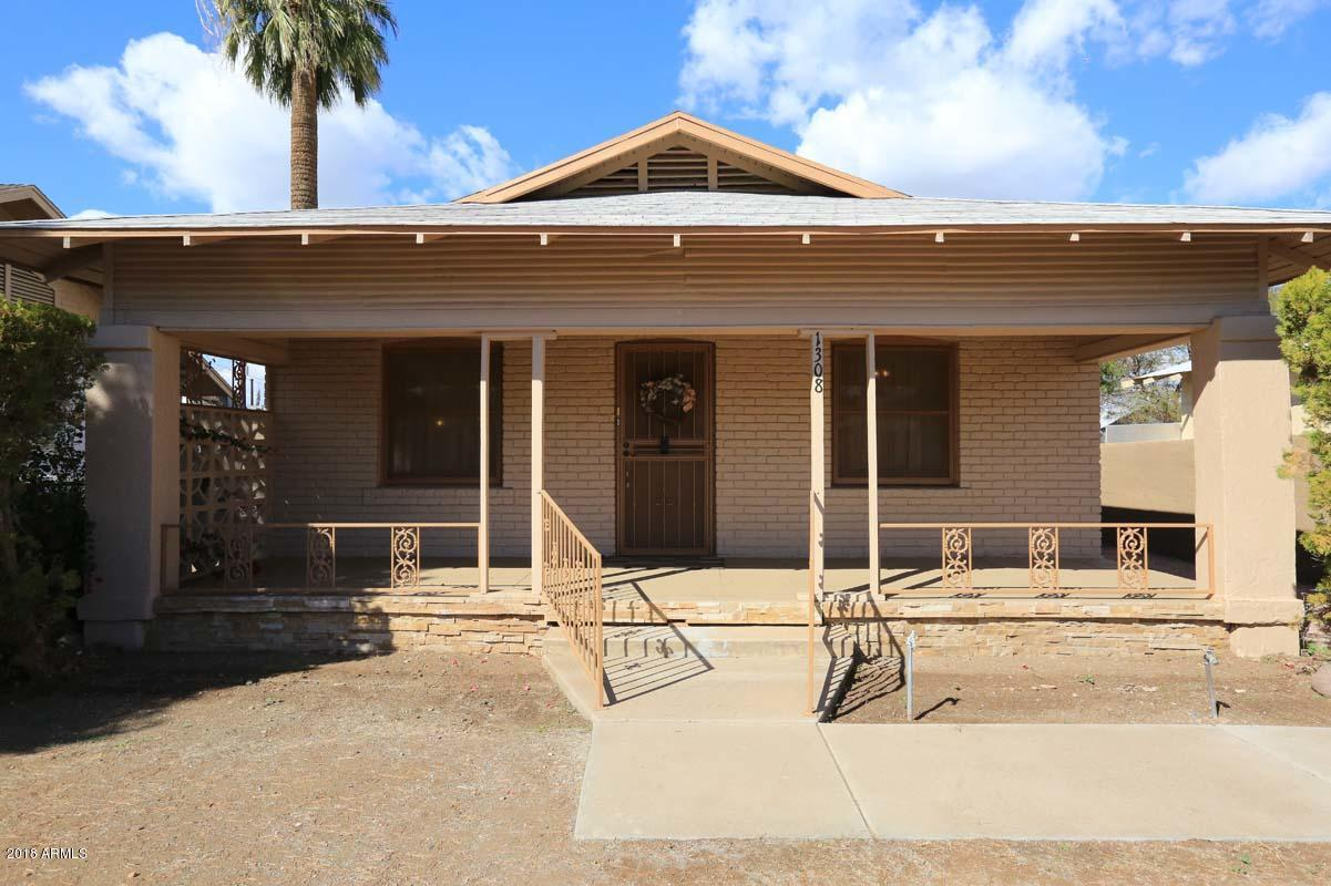 1308 E Moreland Street Phoenix Home Listings - RE/MAX Professionals Real Estate